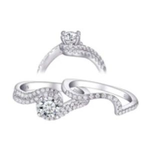 Jewelry - CERTIFIED 1.2 cttw Diamond Ring
